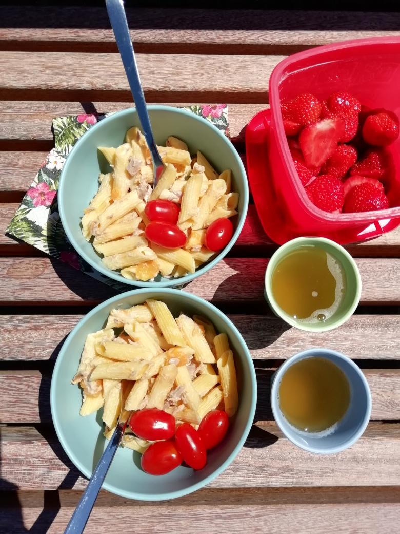 Glutenvrije pastasalade