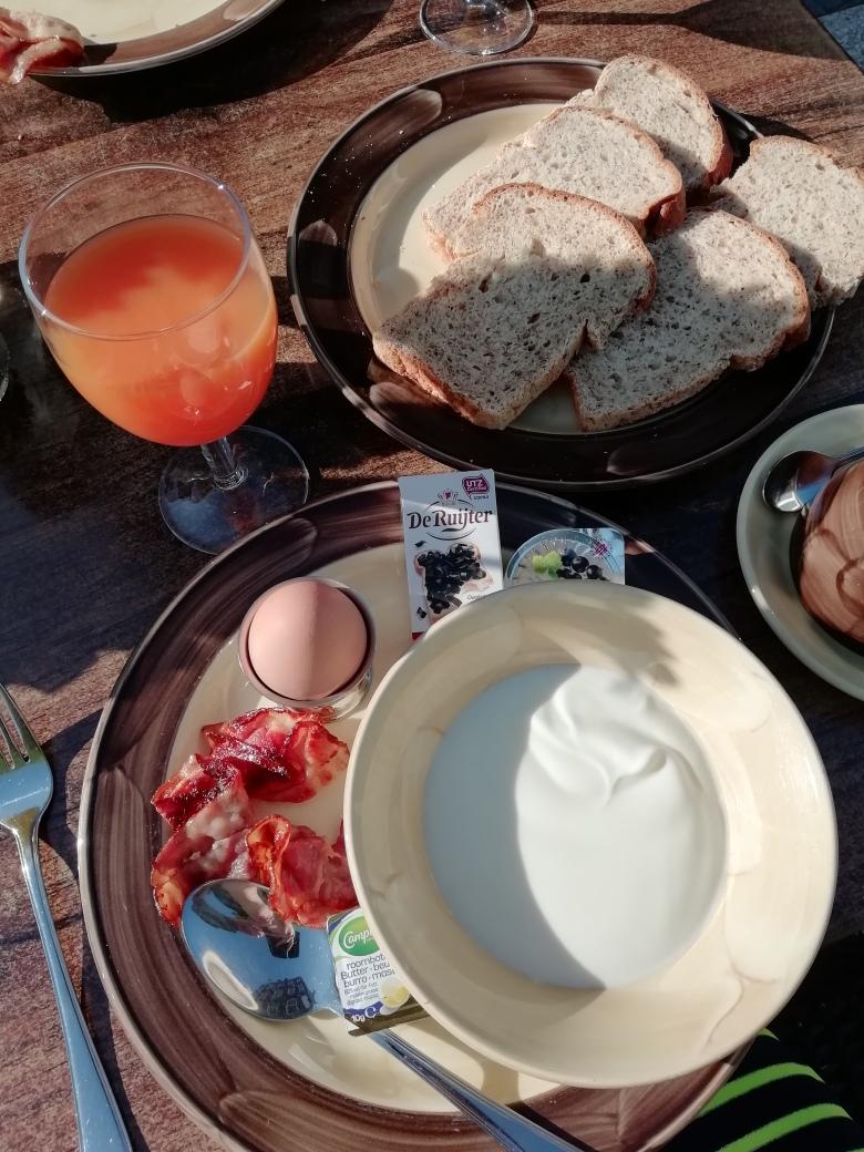 Glutenvrij ontbij bij de nieuwe doelen in Middelburg