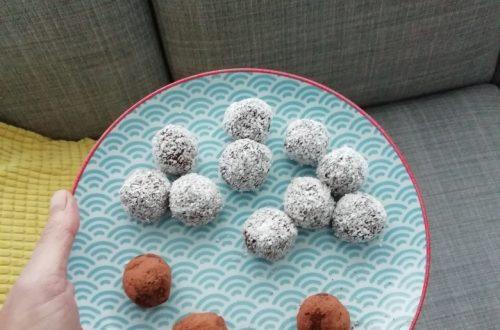 Glutenvrije én lactosevrije truffels