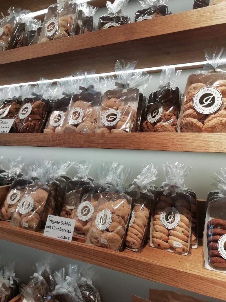 Glutenvrije koekjes