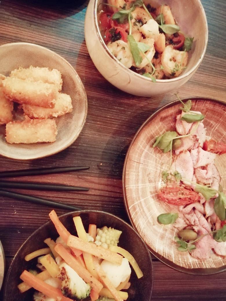Foodbar Table - Eerste deel
