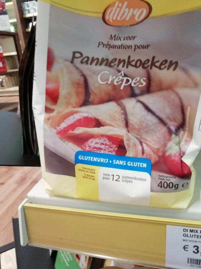 AVEVE glutenvrije pannenkoekenmix