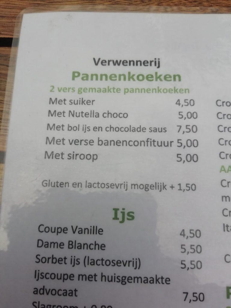 Glutenvrij Lille