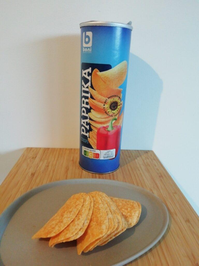 Glutenvrije chips